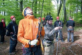 Kletterausrüstung T5 : Geo outdoor akademie t klettern einsteigerkurs